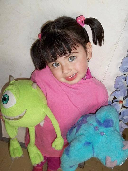 Monsters Inc Girl